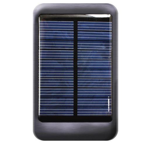 Zte Radiant - Solar Powered 6000 T-Pocket Portable Phone Battery (5000 mAh), Black