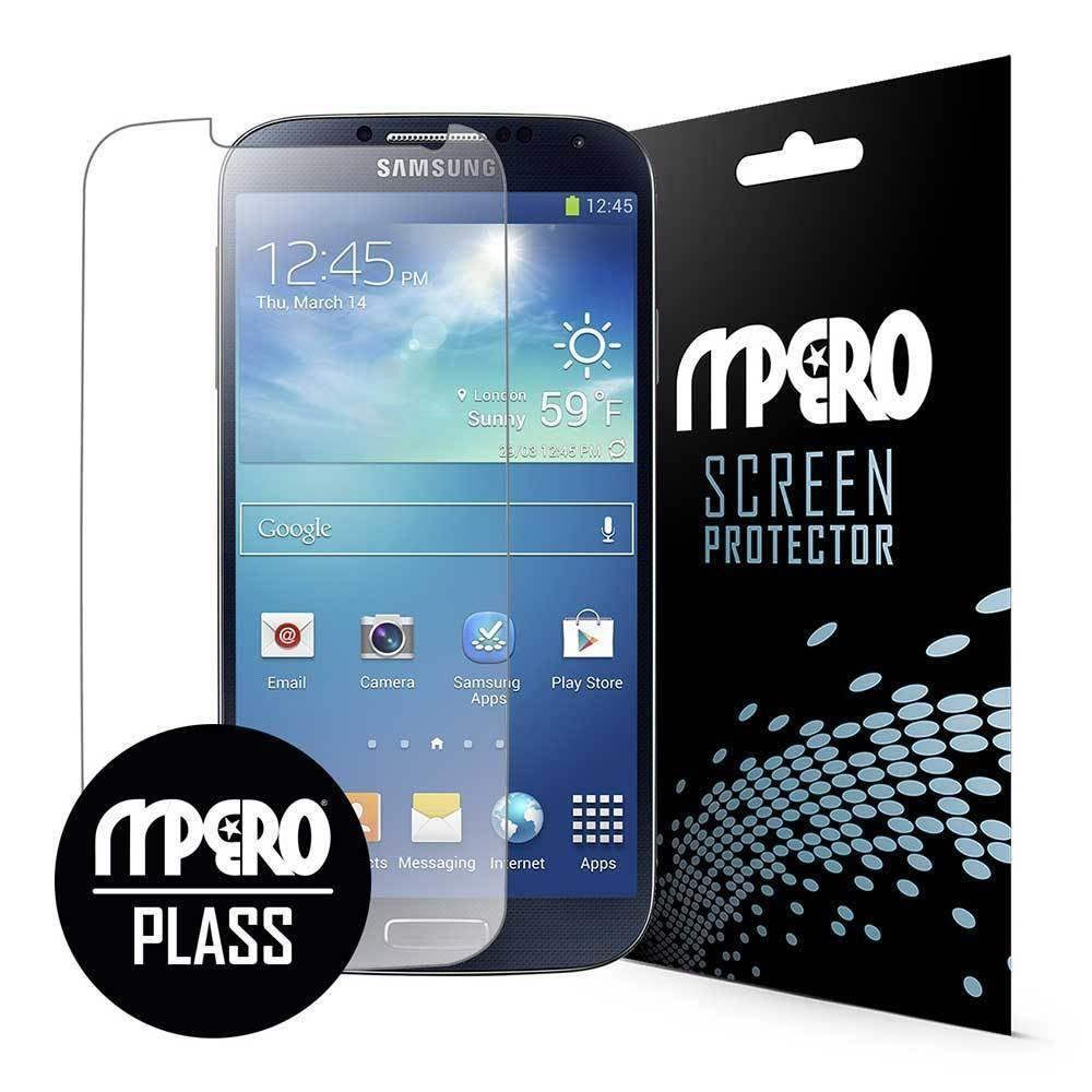 - MPERO PLASS Unbreakable Shatterproof Screen Protector for Samsung Galaxy S4