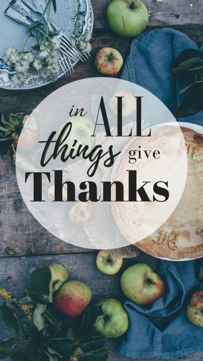 10 Thanksgiving Wallpapers To Get You Holiday Ready