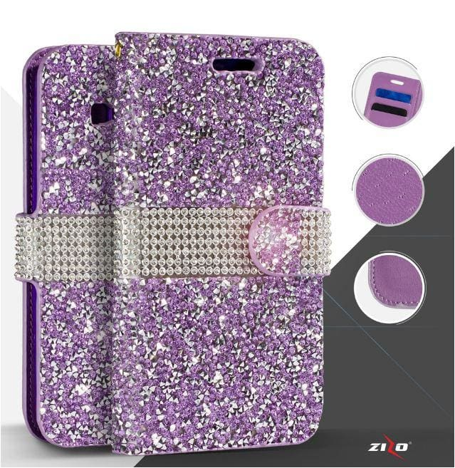 Discover the perfect shimmering wallet case at CellularOutfitter today!