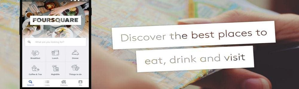 Discover new places and events near you!