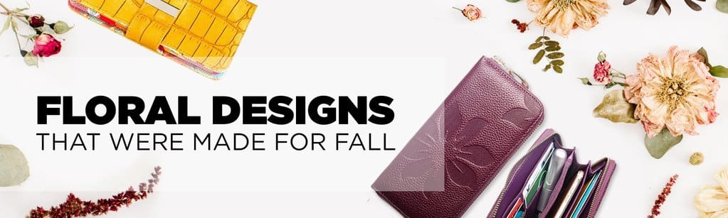 Floral Designs That Were Made For Fall