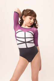 Cathedral Leotard 2.0 - Orchid
