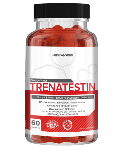 Anabolic Warfare Trenatestin Savage Series