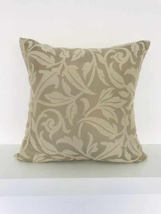 Bronze Decorative Cushion Cover