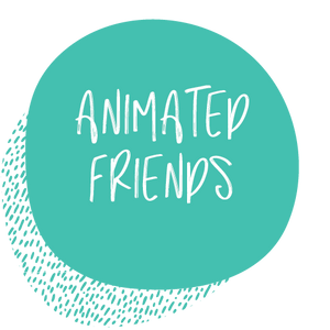 GUND Featured Promotion - Animated Friends