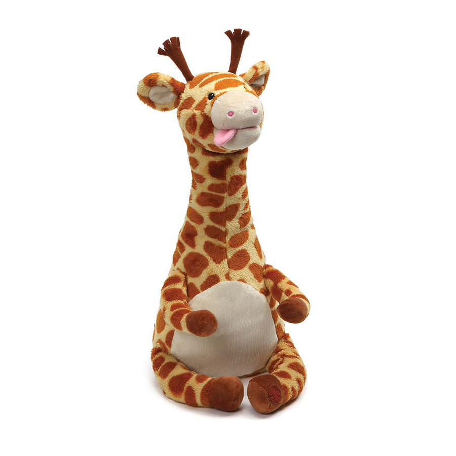 Twisty Tongue Twister Giraffe