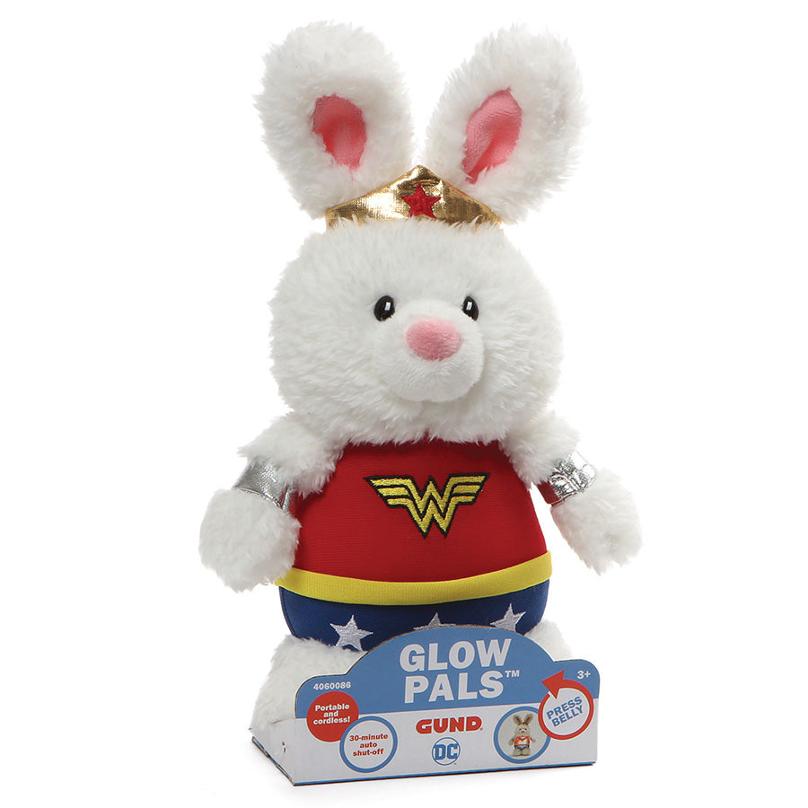Wonderwoman Glow Pal