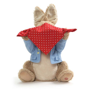Peter Rabbit Peek-a-Boo, 10""