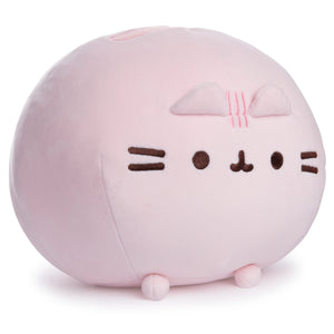 Pink Round Pusheen Squisheen, 11 in