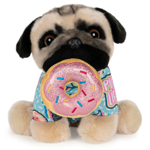 Doug the Pug Donut, 9 in
