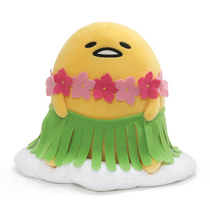 Gudetama Hula Skirt, 9 in