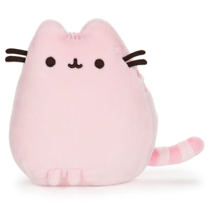Pusheen Squisheen Sitting Pose, Pink, 6 in