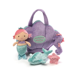 Mermaid Adventure Playset, 8 in