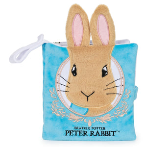 Peter Rabbit Soft Book, 6.5 in