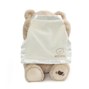 Baby GUND Animated Peek-A-Boo  Bear, 11.5