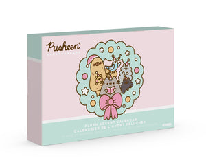 Pusheen Advent Calendar, 18 in