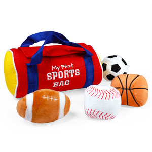 My First Sports Bag Playset, 8 in