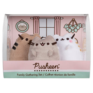 Pusheen Family Collector Set of 3