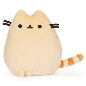 Pusheen Squisheen Sitting Pose, Yellow, 6 in