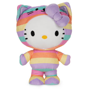 Hello Kitty Rainbow, 9.5 in