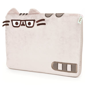 Pusheen Glasses Laptop Case