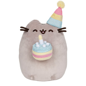Pusheen Birthday Cake, 9.5 in