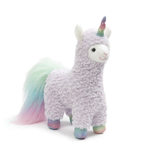 Sugar Plum Llamacorn, 11 in