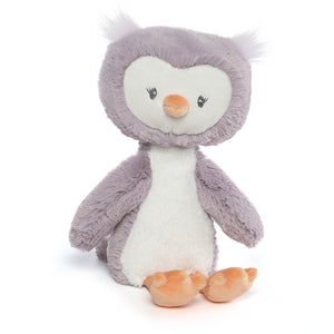 Baby GUND Baby Toothpick Owl Plush Stuffed Animal, Purple and Cream, 16""
