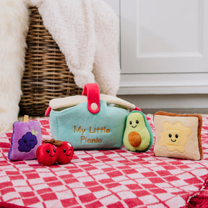 My Little Picnic Playset, 7 in