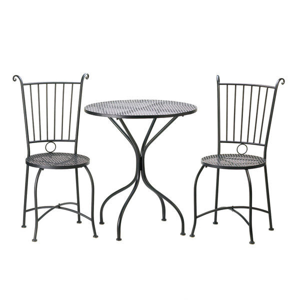 Garden Patio Table And Chair Set - Red Dragon Unleashed
