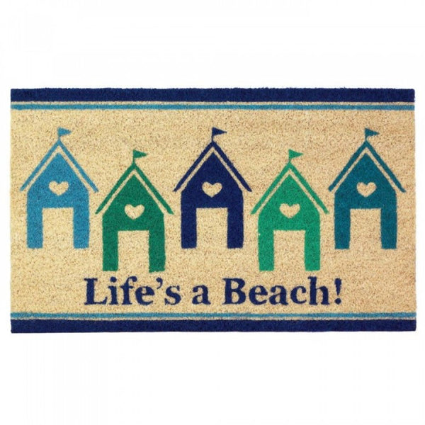 Beach House Doormat - Red Dragon Unleashed