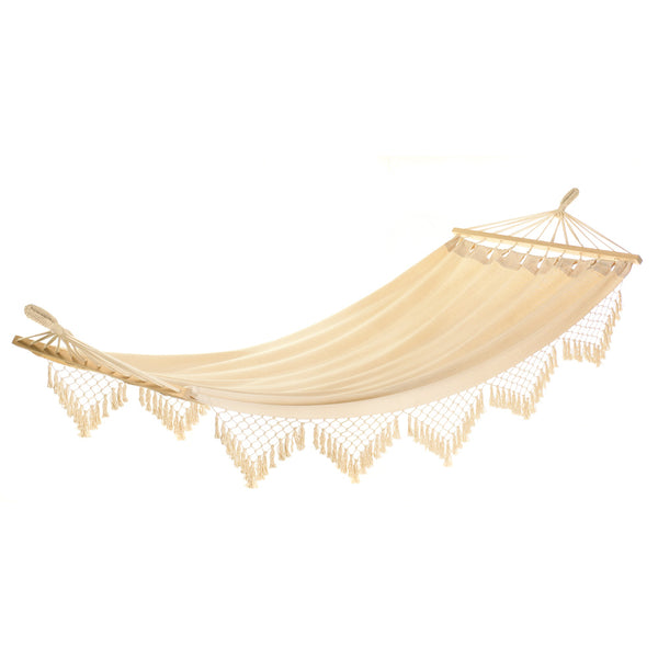 Cape Cod Canvas Hammock - Red Dragon Unleashed