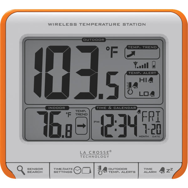 La Crosse Technology Wireless Weather Station - Red Dragon Unleashed