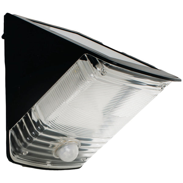 Maxsa Innovations Solar-powered Motion-activated Wedge Light (black) - Red Dragon Unleashed
