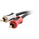 Mywerkz 500 Series RCA Stereo Audio Cable (1m)