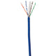 Ethereal 23-gauge CAT-6 Bulk Cable, 1,000ft (blue)