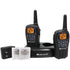 Midland 26-mile GMRS Radio Pair With Drop-in Charger & Rechargeable Batteries