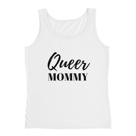 Queer Mommy Tank Top - Melmon Squad