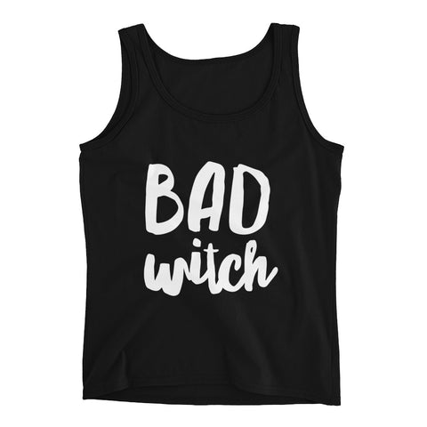 Bad Witch Tank Top - Melmon Squad