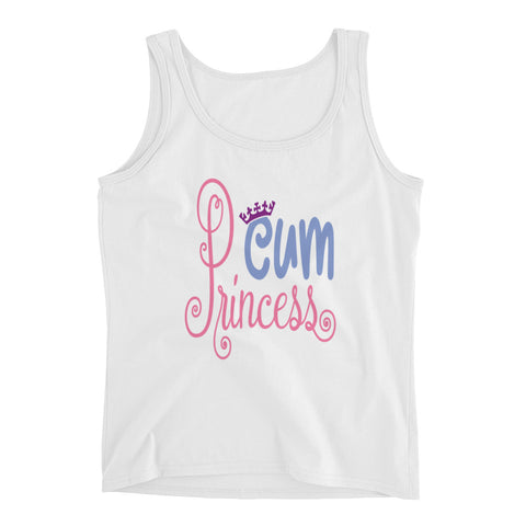 Cum Princess Tank Top - Melmon Squad