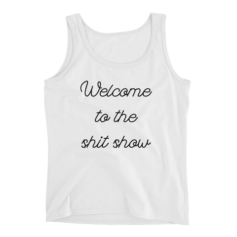 Welcome To The Shit Show Tank Top - Melmon Squad