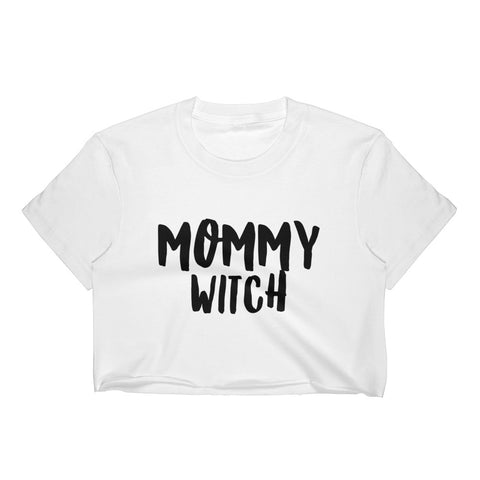 Mommy Witch Crop Top