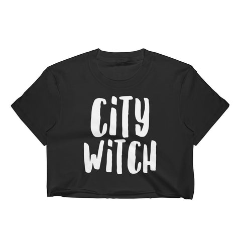 City Witch Crop Top - Melmon Squad