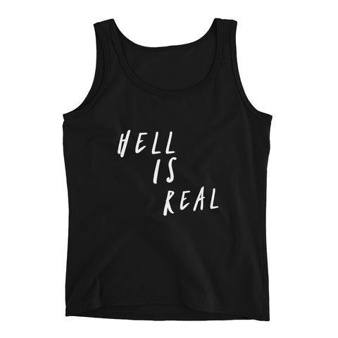 Hell Is Real Tank Top - Melmon Squad