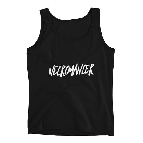 Necromancer Tank Top - Melmon Squad