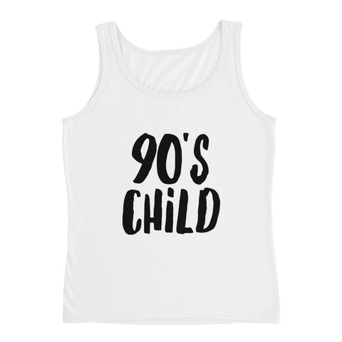 90's Child Tank Top - Melmon Squad