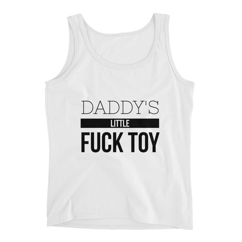 Daddy's Little Fuck Toy Tank Top - Melmon Squad
