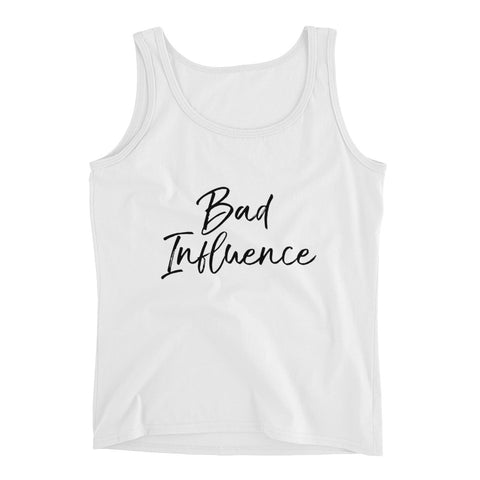 Bad Influence Tank Top - Melmon Squad