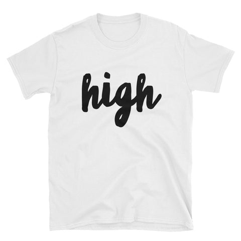 High T-Shirt - Melmon Squad